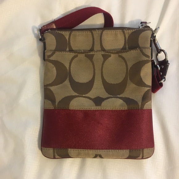 Coach Handbags - Over the Shoulder Coach Bag